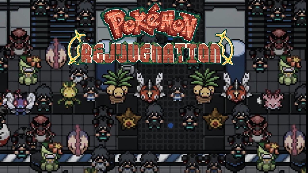 Pokemon Rejuvenation
