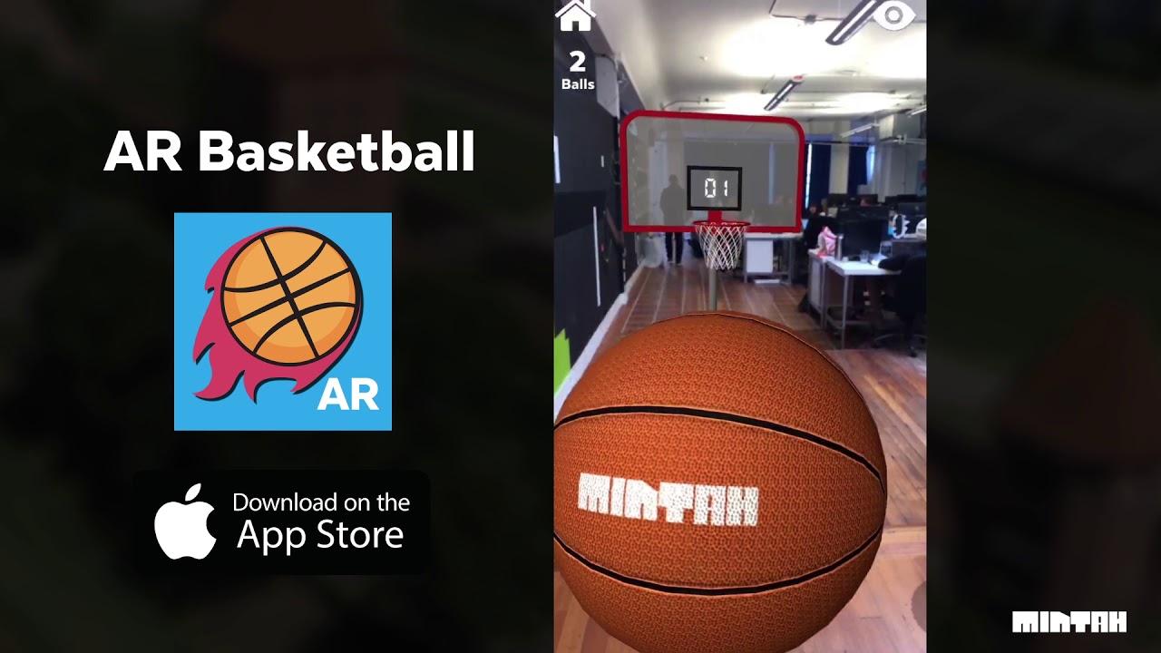 AR Basketball