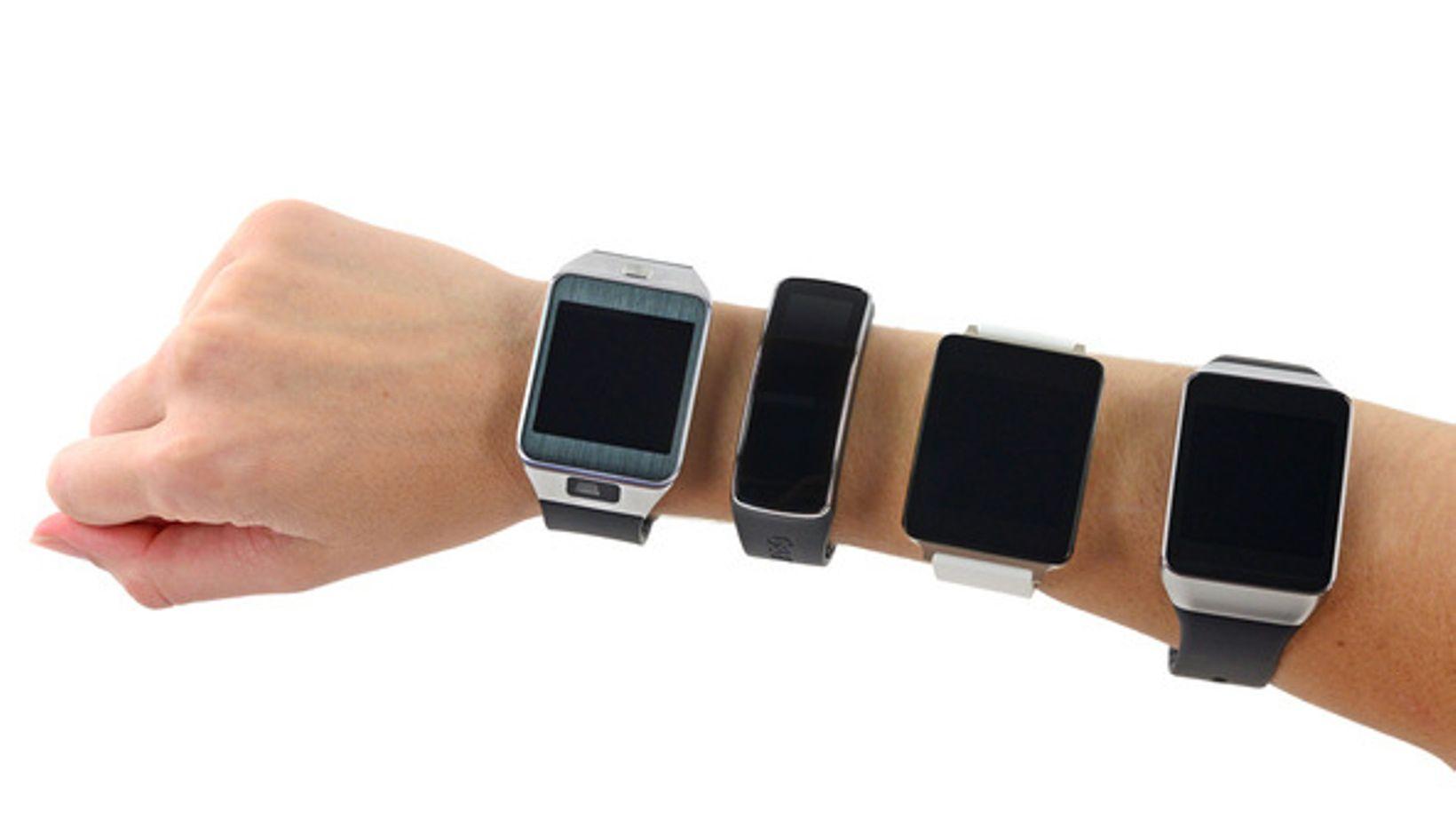 smartwatches-types