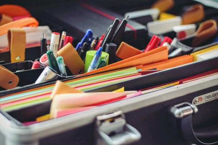 How To Organize Office Supplies At Work For Better Productivity
